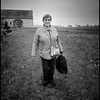 "My mom in ""the fields"""
