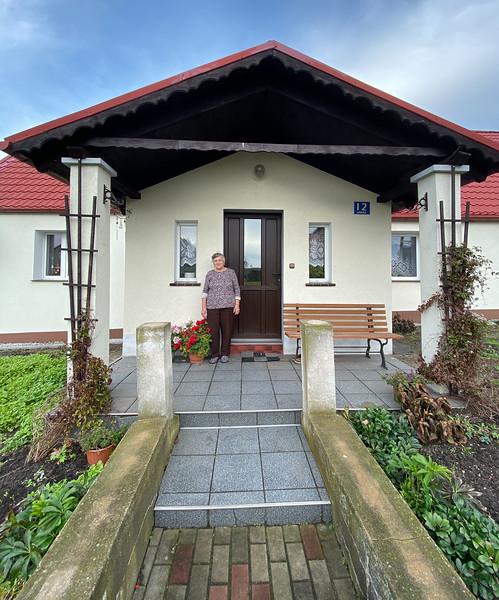 Ciocia Frania's House