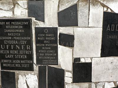 gravestone mosaic 2 Warsaw