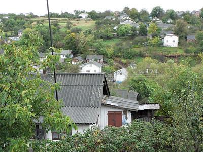 Borshchev hillside