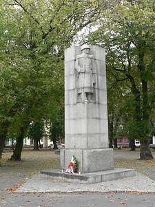 Krasnystaw resistance memorial