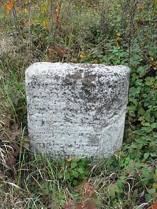 Krasnystaw field old gravestone