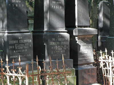 Goldstein gravestones
