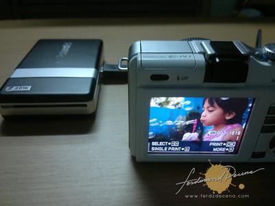 Field test images for Polaroid Pogo Printer