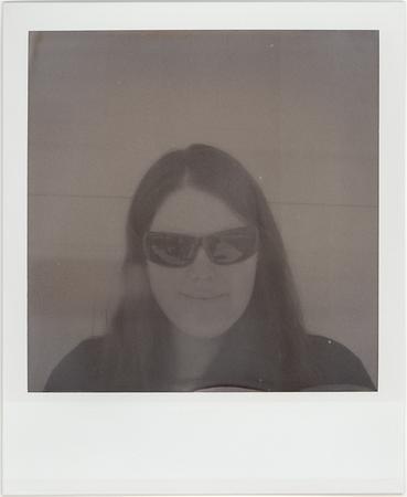 Polaroids: SX-70 with 600 and 600 b&W