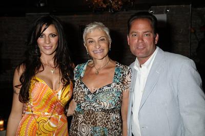 Diane Passage, Danielle Politz, John Fort