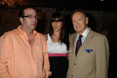 Gustavo Reyers, Jenna Morasca, Bill Fischer