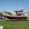 Rockland ME PD boat