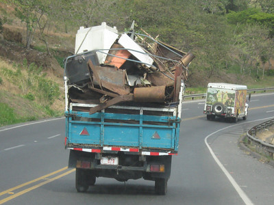 Costa Rica haul