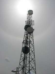 Hatchet Mountain Cell Tower