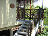 The entryway to Pond Hawaiian 4