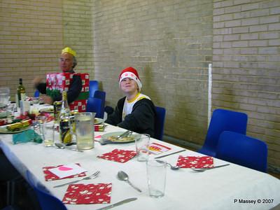 Christmas Dinner- Graham & Howard