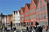 Bryggen i Bergen<br /> <br /> Bryggen in Bergen has since 1979 been on UNESCO list for World Cultural Heritage sites
