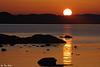 Fra Vinnesleiro<br /> <br /> Sunset from Vinneleiro