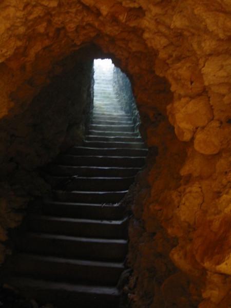 maile hatfield - smugglers cave, jamaica