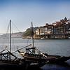 Morgan McGuire - View of the Douro and Porto while walking up the hills in Vila Nova de Gaia.