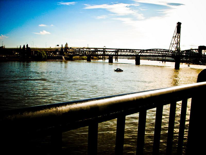 Carlos Valdez - Traveling Portland
