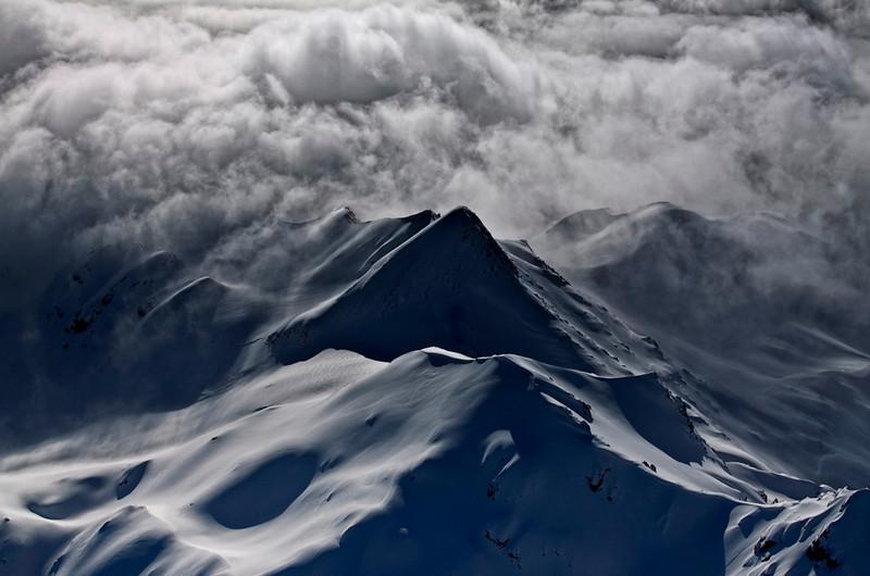 John Mead - Subsiding Snowstorm