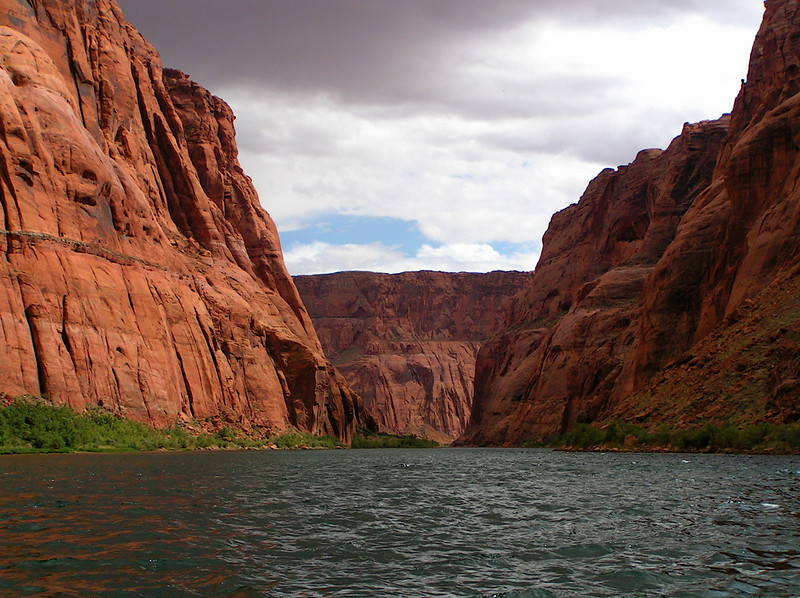 Joe Fernandez - Arizona Rafting