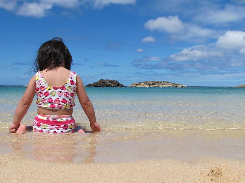 Jaymie Batoon - Addi's day at the beach