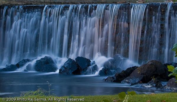 Duckpond Falls, Milford