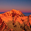 John Mead - Last Light on the Southern Alps