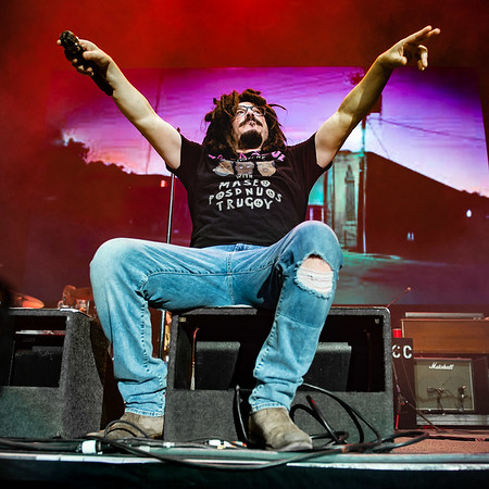 Counting Crows perform at BluesFest 2018, O2 Arena, London