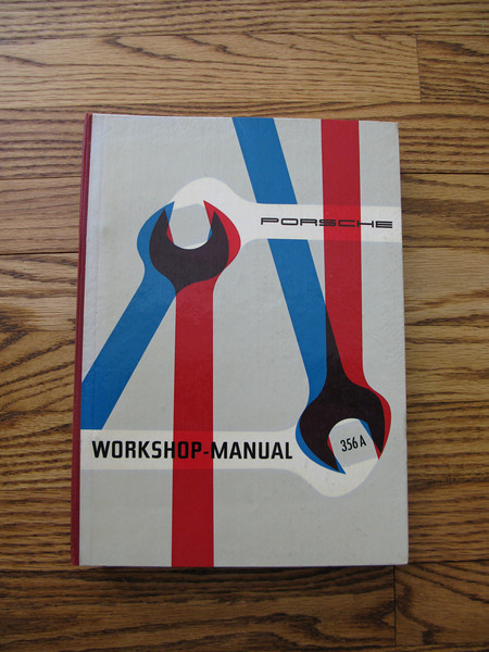 Glossy Service Manual, August '56
