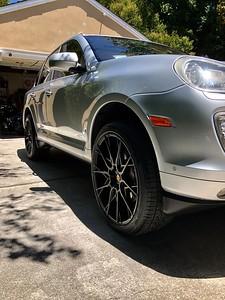 Porsche Cayenne S Project!