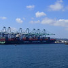 China Shipping Line Port of Los Angeles