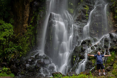 Parque Natural da Ribeira dos Caldeirões, S. Miguel, Açores