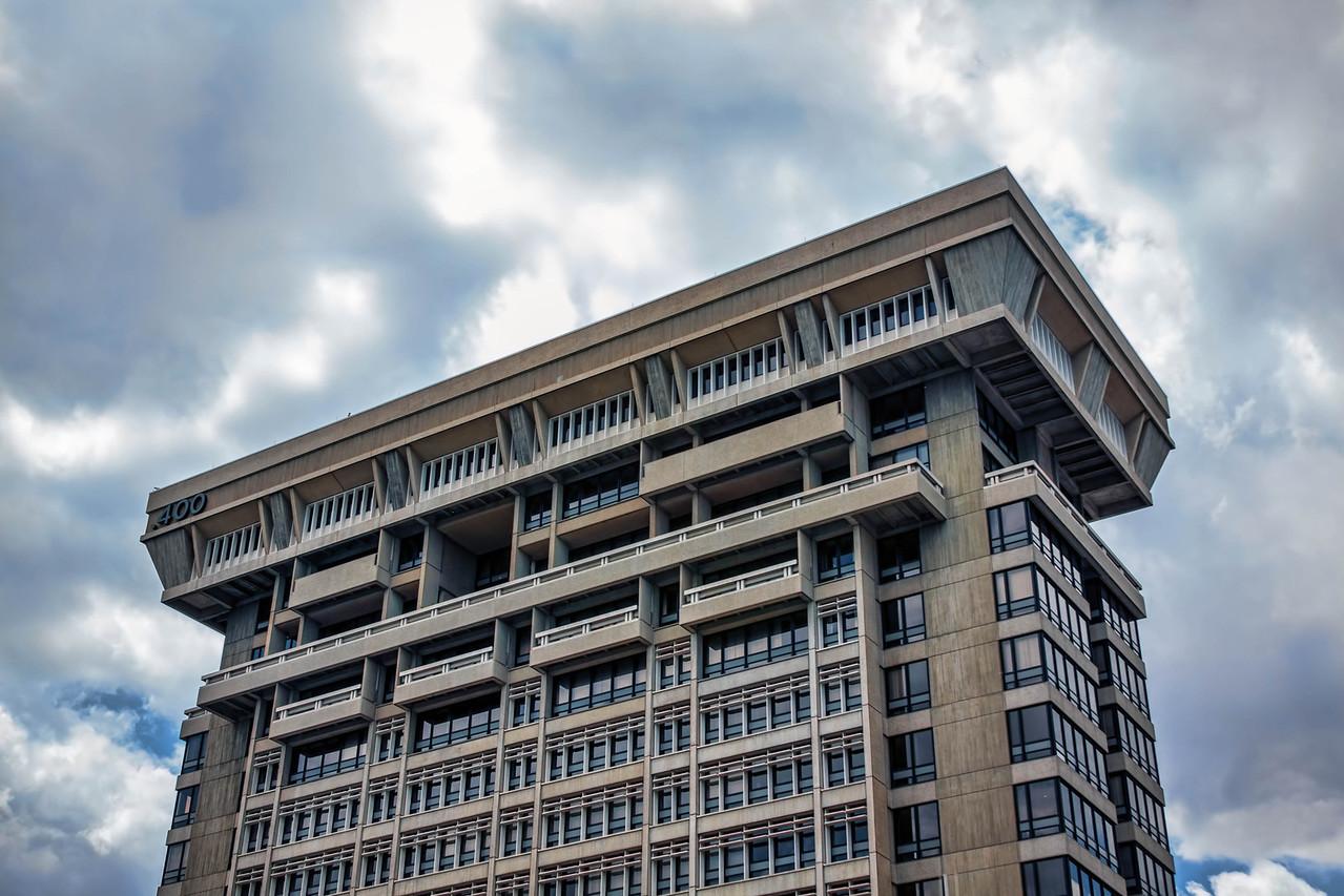 window building-