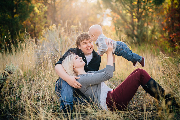 Logan Utah Family Portrait Photographer