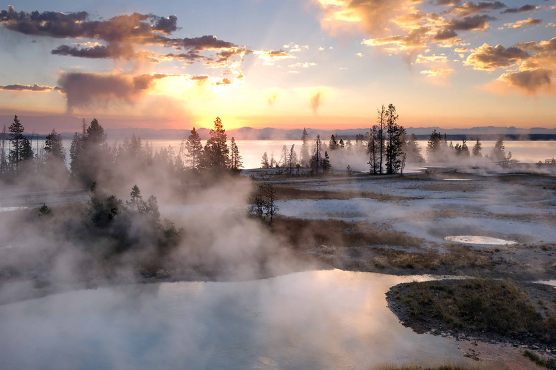 Welcome to Hell: Yellowstone NP