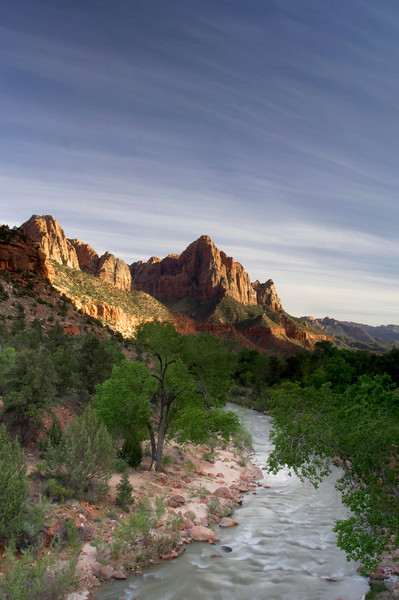 The Watchman: Zion NP