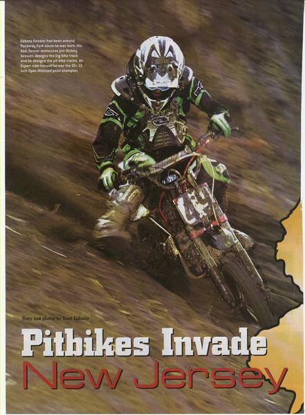 Portfolio of Published Work 2008