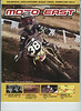 Cover of Motoeast magazine summer 2005 issue. Cover photo of Jason Lawrence taken at Raceway Park Englishtown NJ