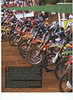 Amateur MX magazine. November 2005 issue. 5 page race coverage story featuring photos words and results. Race coverage of 2005 Kawasaki Race of Champions Englishtown NJ. Page 1
