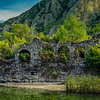 Olympos, Turkey<br /> The Roman bath in Olympos.