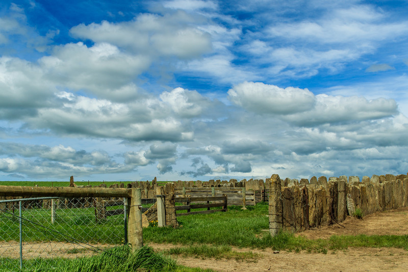 Stone Cattleyards, Middlemarch