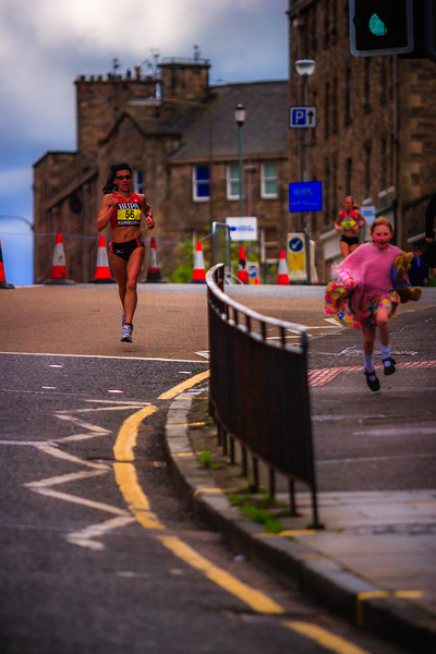 Bupa Great Edinburgh Run, Scotland
