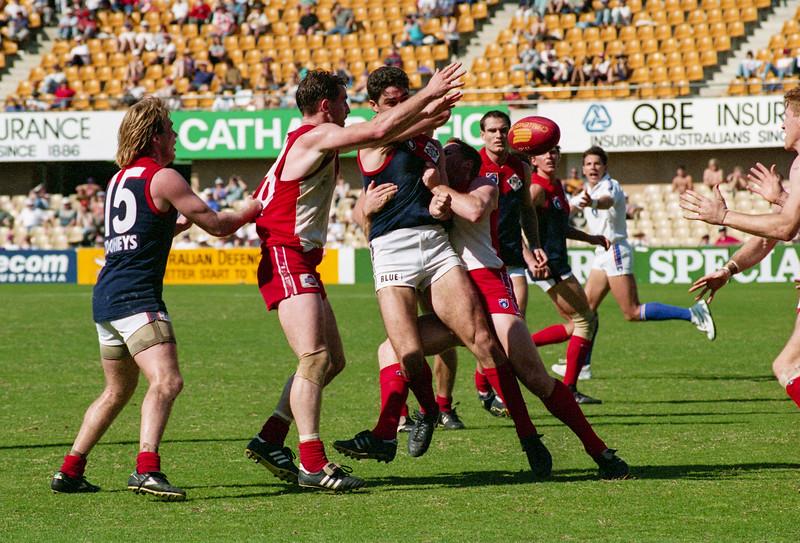 Melbourne vs Sydney, SCG
