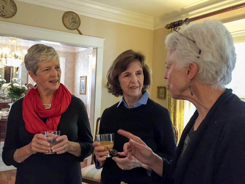 G'anne Harmon, Kathy Cobb Bryant, Susan Parker Martin