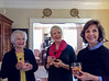 Lindsay Leitch Hughes, G'anne Harmon, Kathy Cobb Bryant