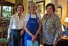 Doris Matthews, Ellen Watkins Cox, Jan Patterson Eason