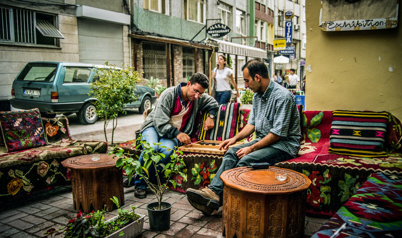 Backgammon, Turkey