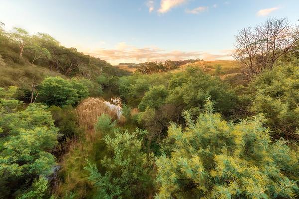 (2439) Moorabool Valley, Victoria, Australia