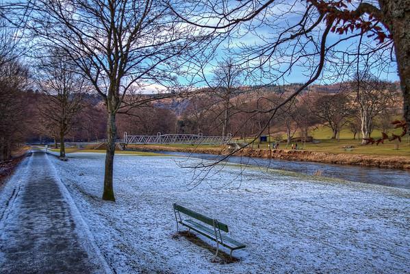 (0454) Peebles, Scotland