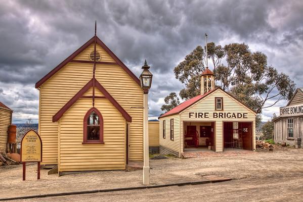 (0355) Ballarat, Victoria, Australia