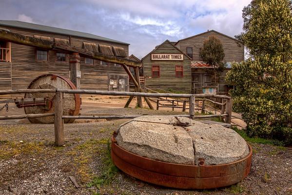 (0332) Ballarat, Victoria, Australia